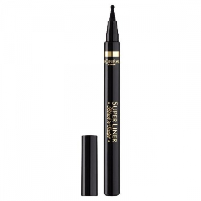 Tus De Ochi L'oreal Super Liner Black'N Sculpt, Extra Black-big