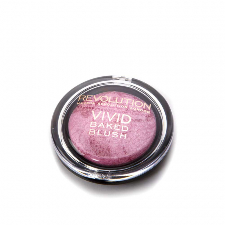 Fard de Obraz Makeup Revolution Baked Blusher - Bang Bang, 6g