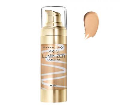 Fond De Ten MAX FACTOR Skin Luminizer Miracle Foundation - 60 Sand, 30ml0