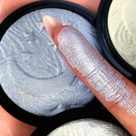 Iluminator Cu Particule Irizante Technic Get Gorgeous Highlighting Powder - Galaxy Girl, 12 gr1