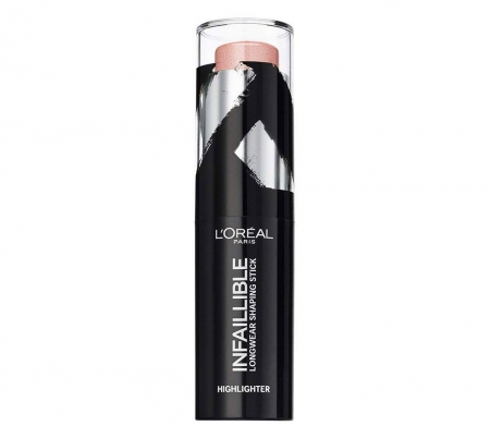 Iluminator L'Oreal Paris Infaillible Longwear Shaping Stick, 501 Oh my Jewels, 9 g1