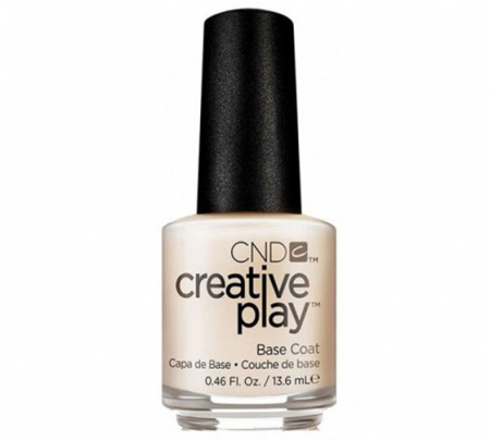 Baza de unghii clasica CND Creative Play Base Coat, 13.6 ml