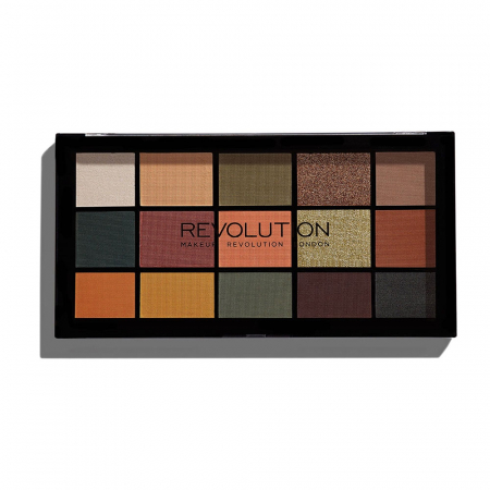 Paleta de farduri Makeup Revolution - Re-Loaded Palette - Iconic Divison, 15 Nuante3