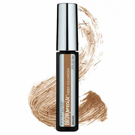 Mascara pentru sprancene Maybelline Brow Precise Fiber Filler, Dark Blonde, 8 ml0