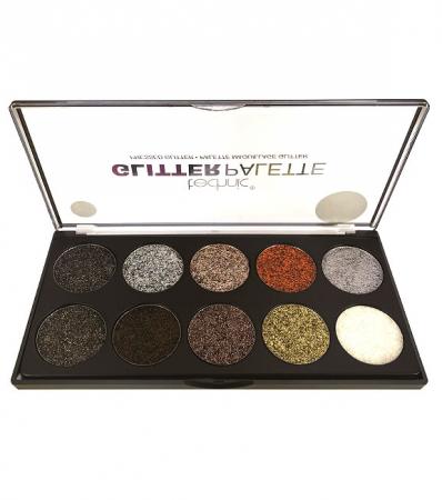 Paleta Technic Glitter Palette, Star Dust, 10 x 2.5g1