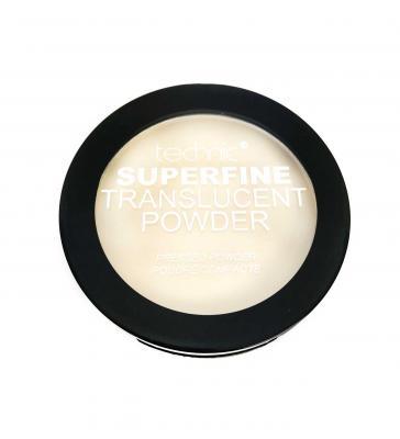 Pudra Compacta Translucida TECHNIC Superfine Translucent Pressed Powder, 12g