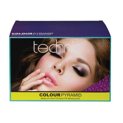 Trusa Profesionala de Machiaj Cadou TECHNIC Colour Pyramid Make-Up Palette Gift Set1