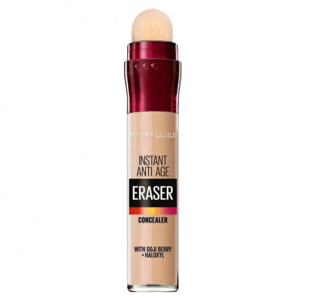 Anticearcan Maybelline New York Instant Anti-Age Eraser Concealer 02 Nude, 6.8 ml