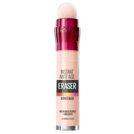 Anticearcan Maybelline New York Instant Anti-Age Eraser Concealer 05 Brightener, 6.8 ml