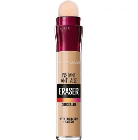 Anticearcan Maybelline New York Instant Anti-Age Eraser Concealer 04 Honey, 6.8 ml