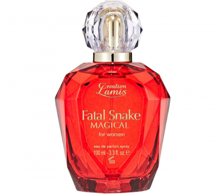 Apa de Parfum Creation Lamis Fatal Snake Magical, Ladies EDP, 100 ml1