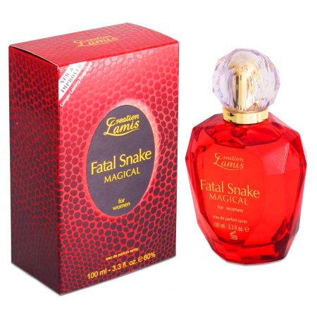 Apa de Parfum Creation Lamis Fatal Snake Magical, Ladies EDP, 100 ml