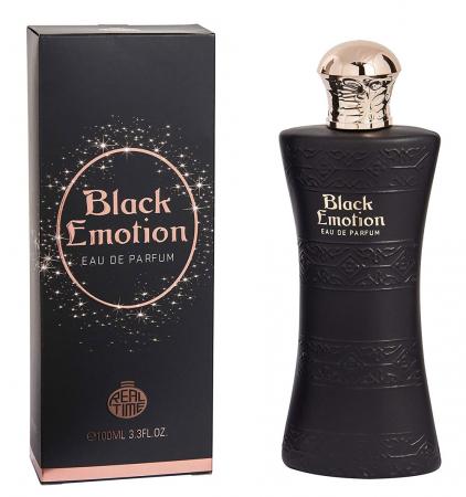 Apa de Parfum Real Time Black Emotion Ladies EDP, 100 ml