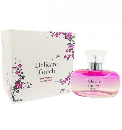 Apa de Parfum Saffron London Delicate Touch, dama, EDP, 100 ml