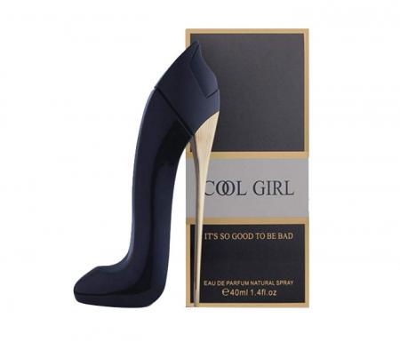 Apa de Parfum Cool Girl Eau De Parfum Natural Spray for Women, 40 ml