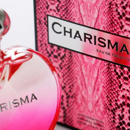 Apa de Toaleta Creative Colours CHARISMA Ladies EDT, 100 ml3