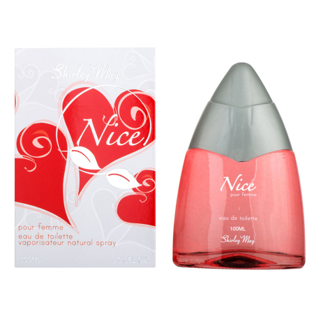 Apa de Toaleta Shirley May NICE, dama, EDT, 100 ml