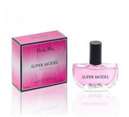 Apa de Toaleta Shirley May SUPER MODEL, dama, EDT, 100 ml0