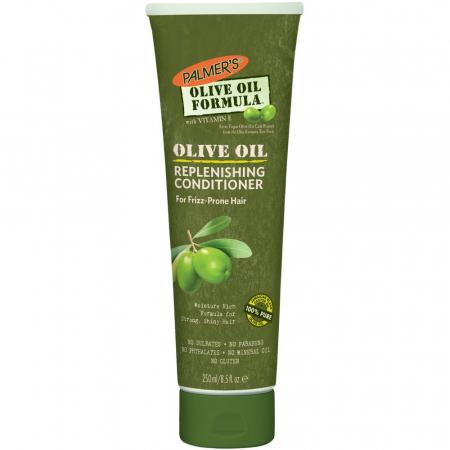 Balsam reparator intensiv par fragil, cret sau vopsit PALMER'S Olive Oil Formula, Vitamina E si Ulei de masline extravirgin, 250 ml