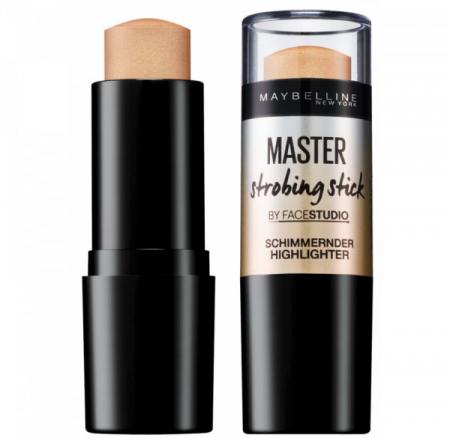 Baton Iluminator MAYBELLINE New York Master Strobing Stick, 300 Dark Gold, 9 g0
