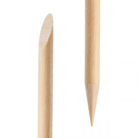 Betisoare din lemn de portocal pentru cuticule si unghii, 10 bucati1