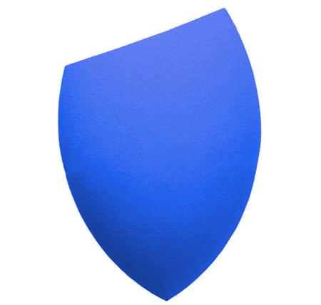 Burete Profesional Lacrima pentru Machiaj, Perfect Blending Cut Teardrop, Blue