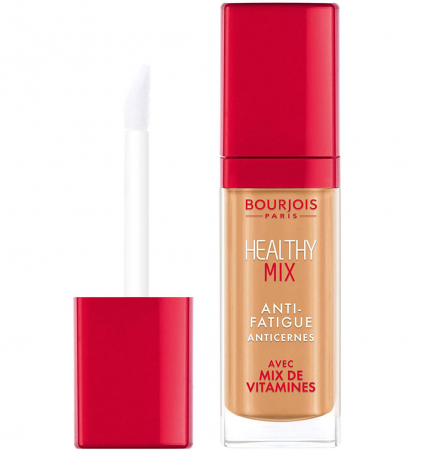 Corector Anti-Oboseala Bourjois Paris Healthy Mix, 55 Honey, 7.8 ml0