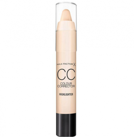 Corector iluminator MAX FACTOR Colour Corrector Highlighter Stick, Champagne