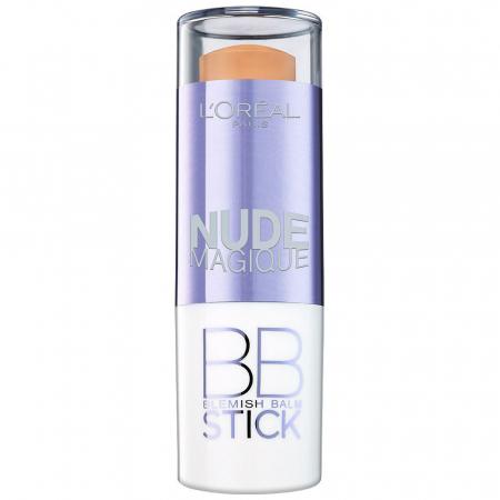 Corector L'Oreal Paris Nude Magique BB Concealer Stick, Medium to Dark