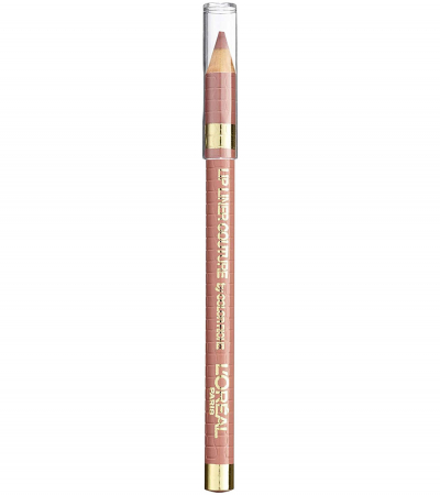 Creion de buze L'Oreal Paris Lip Liner Couture by Color Riche, 630 Beige A Nude