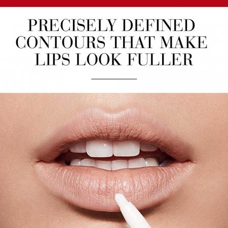 Creion de buze Bourjois Paris Miraculous Contour Universal Lip Liner + Primer, Transparent2