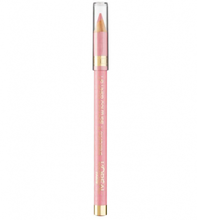 Creion de buze L'Oreal Paris Lip Liner Couture by Color Riche, 303 Rose Tendre