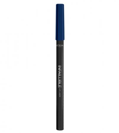 Creion de buze rezistent la transfer L'Oreal Paris Infallible Lip Liner, 109 Bye, Felicia