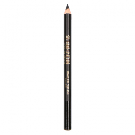 Creion de ochi profesional MAKEUP-STUDIO Professional Make-up, Creamy Kohl, Negru Intens