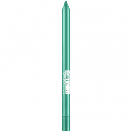 Creion de ochi gel Maybelline New York TATTOO LINER 922 Lavish Turquoise, 1.3 g