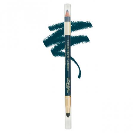 Creion de Ochi L'OREAL Color Riche Le Smoky, 207 Stormy Sea0