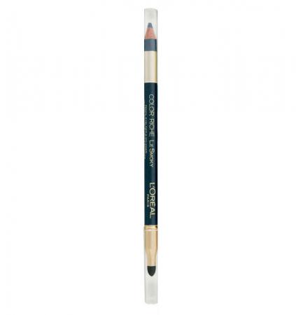 Creion de Ochi L'OREAL Color Riche Le Smoky, 207 Stormy Sea2