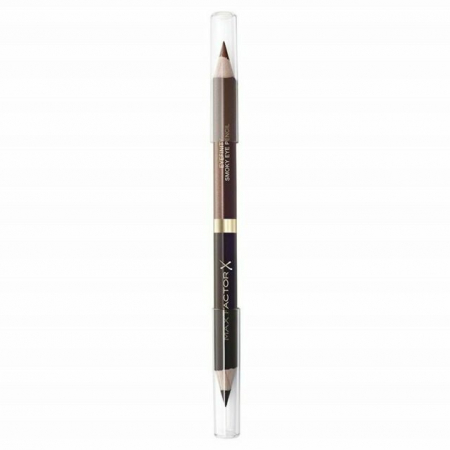 Creion de Ochi Max Factor Eyefinity Smoky Eye Pencil, 02 Black Charcoal & Brushed Cooper2