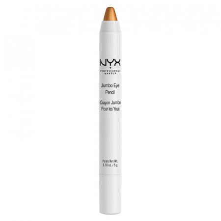 Creion de ochi NYX Professional Makeup Jumbo Eye Pencil, 612 Gold, 5 g1