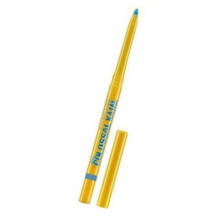 Creion De Ochi Retractabil Maybelline New York The Colossal Kajal 12 Hr, Turquoise