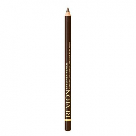 Creion de ochi Revlon Eyeliner Pencil, 02 Earth Brown, 1.49 g