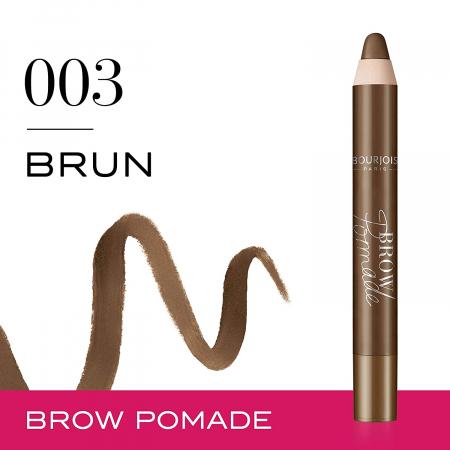 Creion pentru sprancene Bourjois Paris Brow Pomade, 003 Brun, 3.25 g1