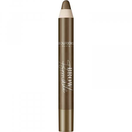 Creion pentru sprancene Bourjois Paris Brow Pomade, 003 Brun, 3.25 g