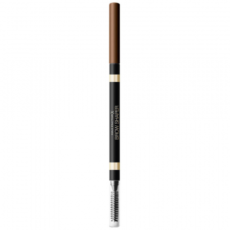 Creion pentru sprancene Max Factor Brow Shaper Ultrafine, 20 Brown
