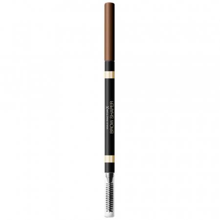 Creion pentru sprancene Max Factor Brow Shaper Ultrafine, 20 Brown