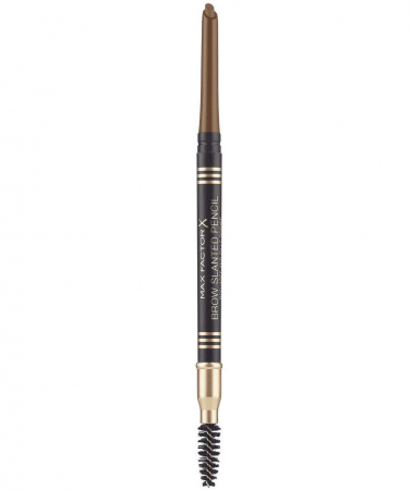 Creion pentru sprancene Max Factor Brow Slanted Pencil, 02 Soft Brown