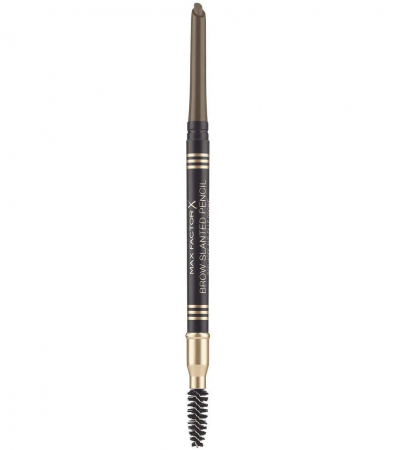 Creion pentru sprancene Max Factor Brow Slanted Pencil, 03 Dark Brown