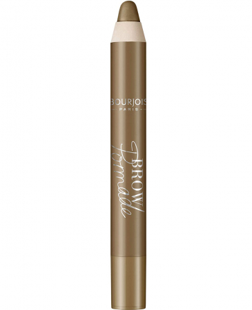 Creion pentru sprancene Bourjois Paris Brow Pomade, 002 Chatain, 3.25 g