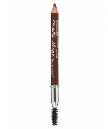 Creion pentru sprancene Maybelline New York Eye Studio Master Shape, Chatain