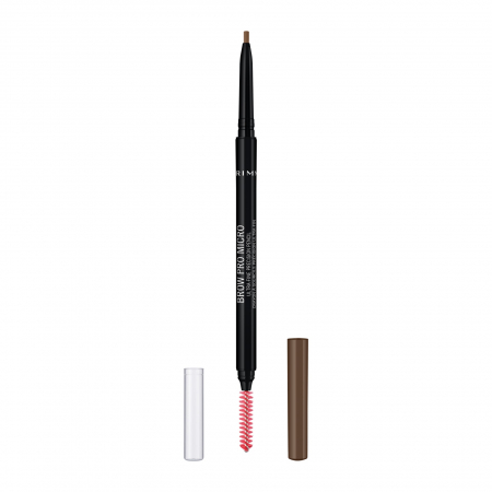 Creion pentru sprancene Rimmel London Brow Pro Micro, 001 Blonde